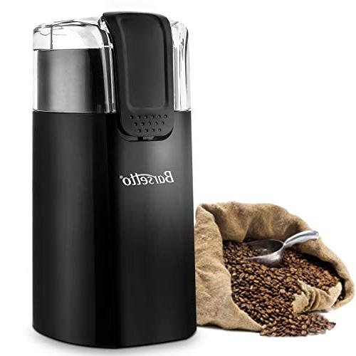 coffee grinder electric one touch