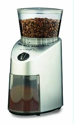 commercial grade automatic conical burr spice whole