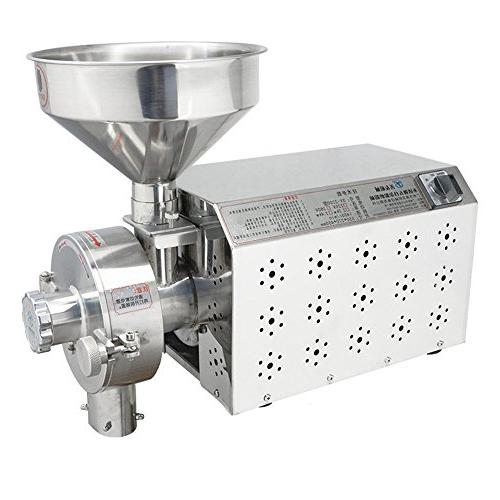commercial stainless steel spice chinese