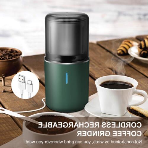 electric coffee grinder 150w spice grinder stainless