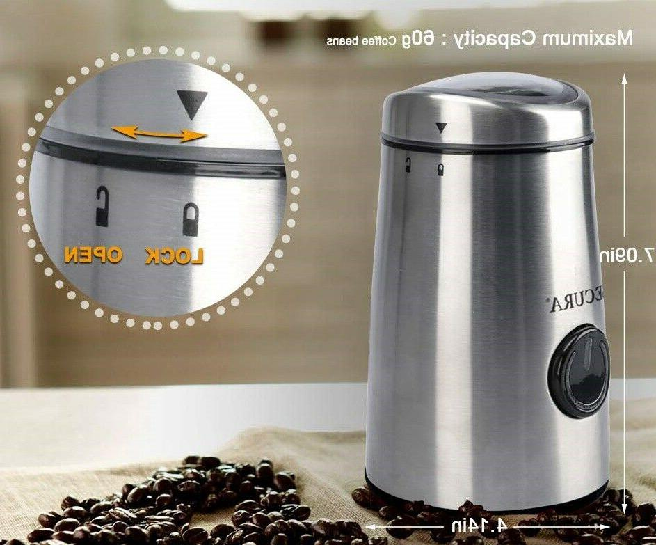 Electric Coffee and Spice Blades New