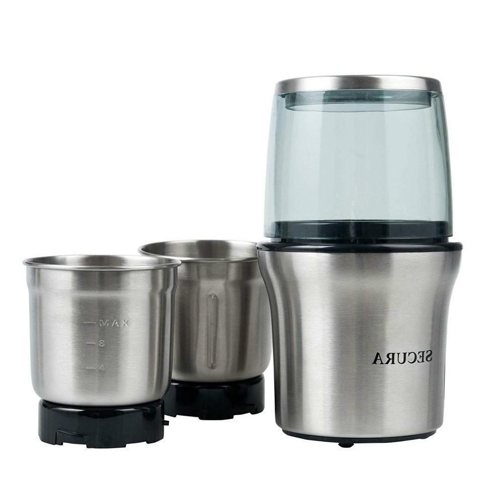 Electric Coffee Grinder Spices Blades