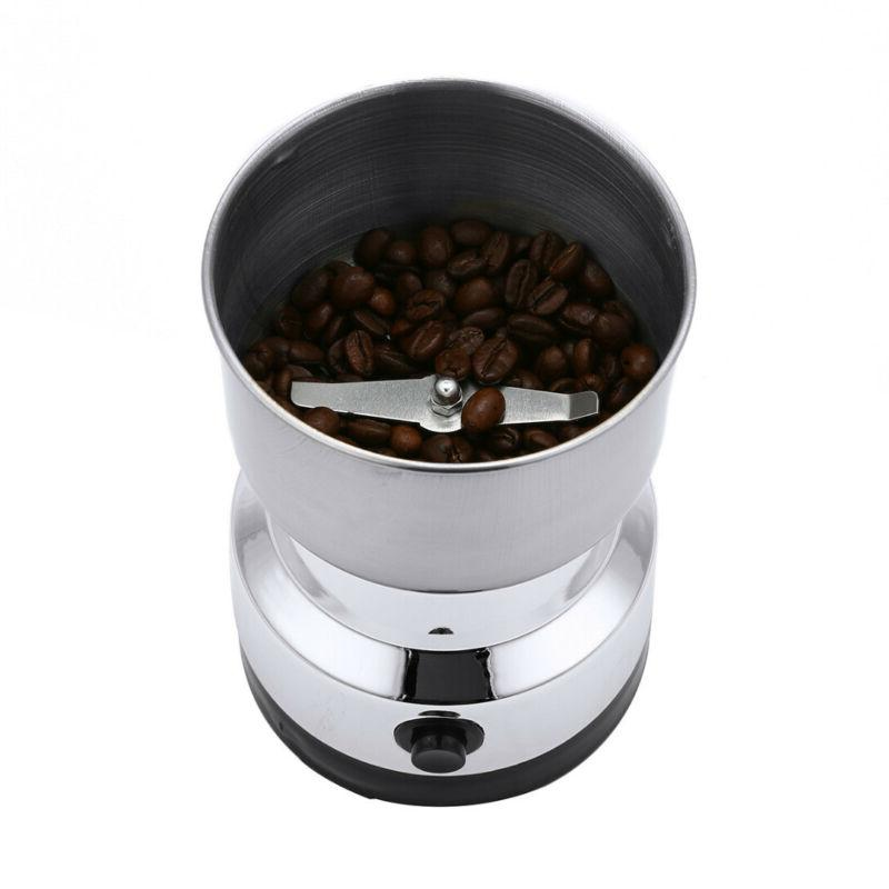 Electric Coffee Grinder Dining Bar Mill