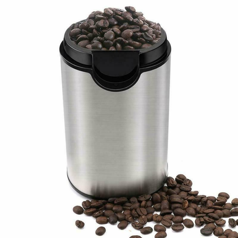 Electric Coffee Multifunctional Spice Steel