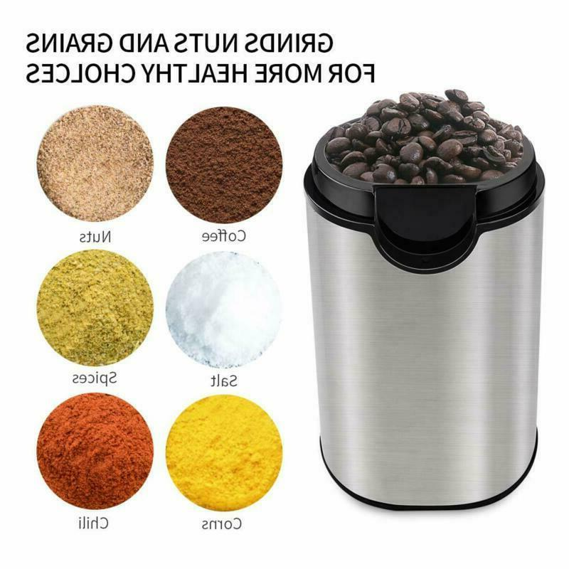 Electric Grinder Spice with Steel