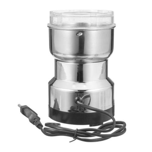 Electric Grinder Coffee Bean Spice Herbs Blade Grinder Blender