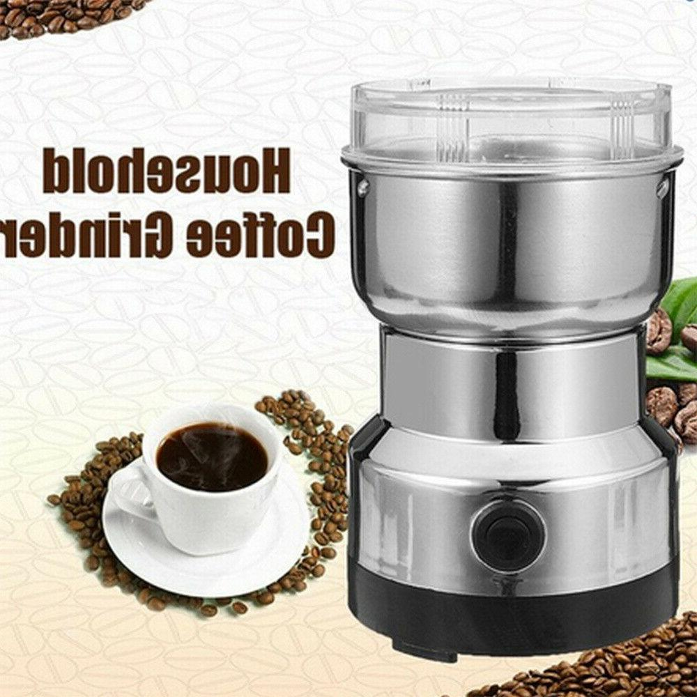 Electric Spice Coffee Seed Mill USA