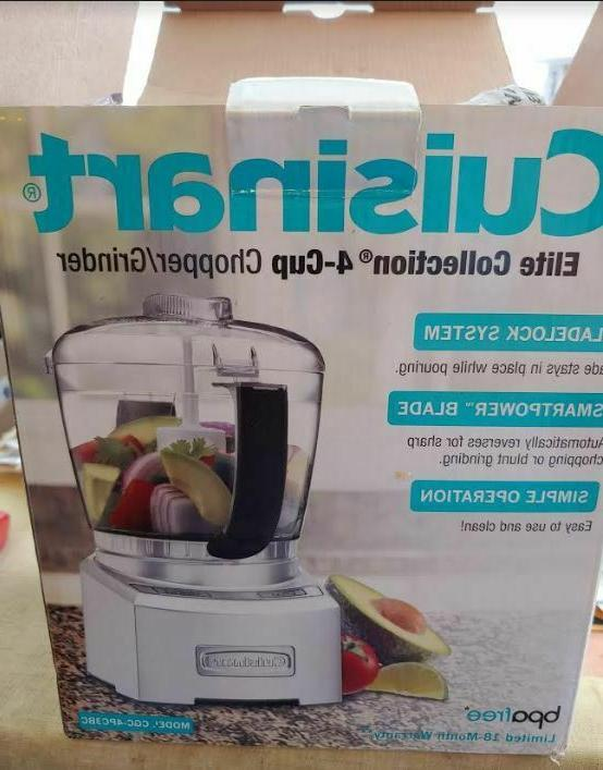 elite collection chopper grinder stainless
