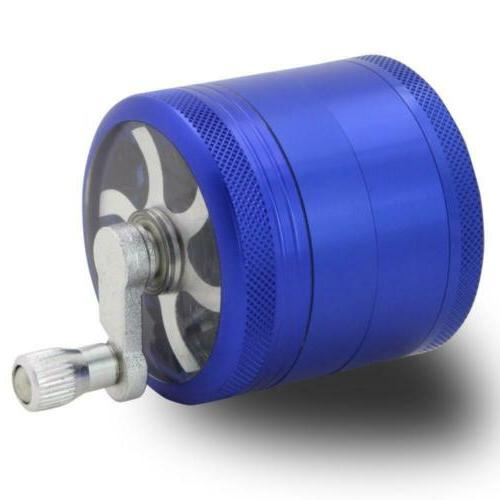 DCOU Hand Premium Grinder Herb and