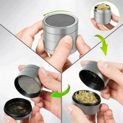 Herb for Tobacco Metal