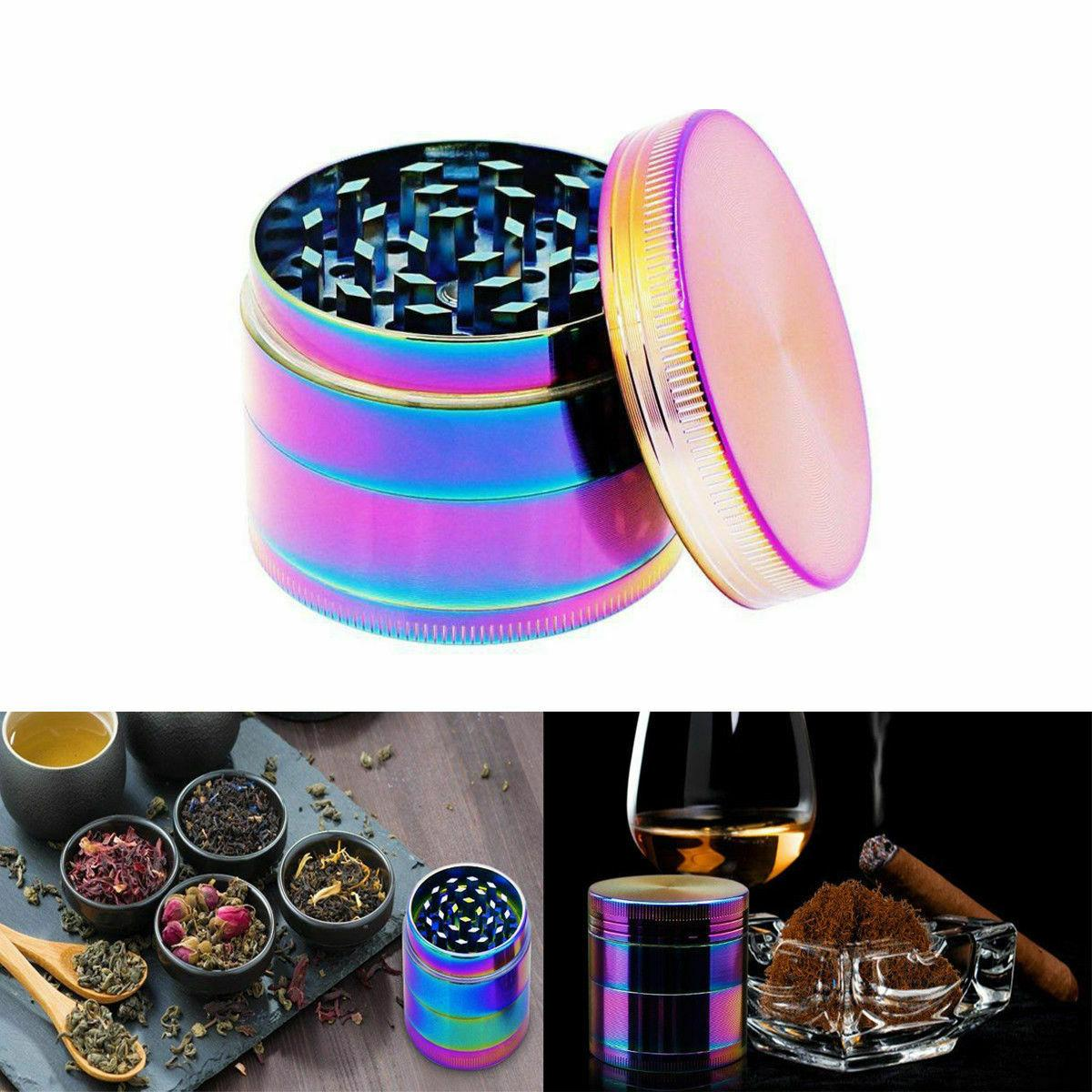 Large Colorful Spice Herb Weed Grinder-5 with