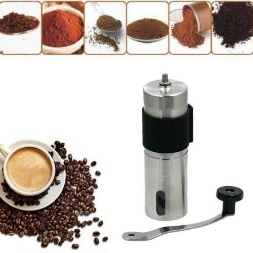 manual coffee grinder spice grinding mill hand