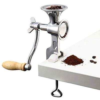 Manual Poppy Seeds Operated Nut Grinder
