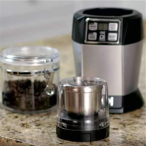 Ninja® Coffee & Spice Grinder, 12 Color: Black, Store