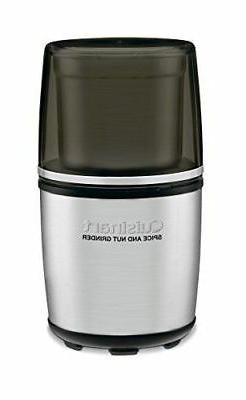 Spice and Nut Grinder Electric Stainless Steel Blades Heavy
