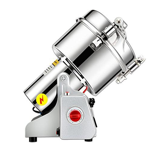 1000g Stainless Grain For Grinding Various Grain Mill Herb Grinder,Pulverizer for mom,
