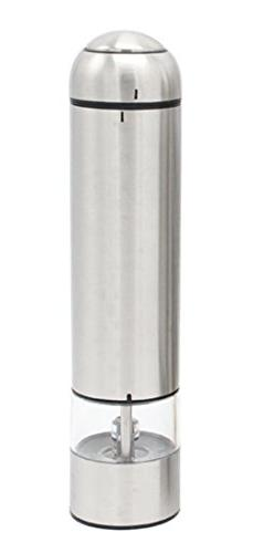 Aicok Salt and Pepper Grinder, Electric Stainless Steel Pepp