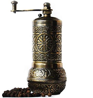 turkish grinder pepper mill spice grinder pepper