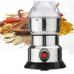 Mini Electric Coffee Bean Grinder Grains Beans Spices Mill G