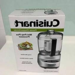 Cuisinart DLC-2ABC Mini Prep Plus Food Processor Brushed Chr