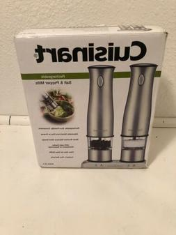 Cuisinart Model SP-2 Brushed Stainless Steel Rechargeable Sa