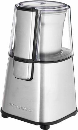 Ovente Electric Coffee Grinder 2.1 Oz Removable 2-Blade Grin