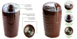 OVENTE One-Touch Electric Coffee Grinder and Other Spices-Se