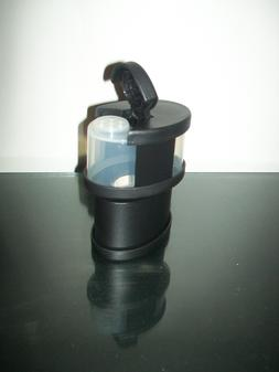 Tupperware Orient Express Spice Grinder Black Rare New in Pa