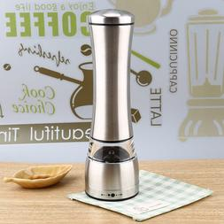 Original Stainless Steel Manual Pepper Salt <font><b>Spice</