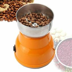 Portable Auto Manual Coffee Grinder Pepper Mill Spice Nuts H