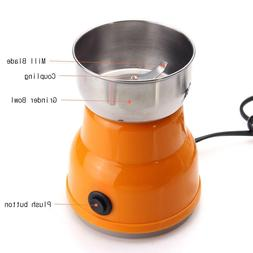 Portable Auto-manual Coffee Pepper Mill Spice Nuts Grinder M