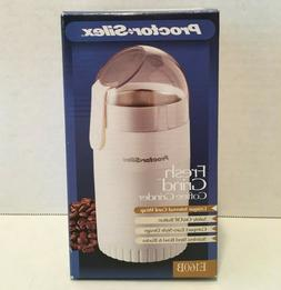 Proctor Silex Electric Coffee Bean Spice Grinder Mill Stainl