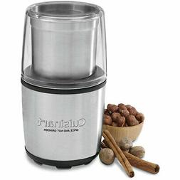 Cuisinart SG-10 Spice and Nut Grinder Silver