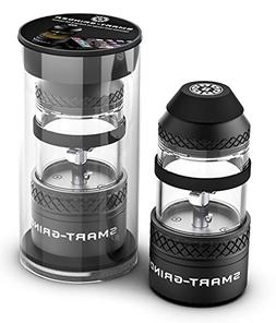 SMART-GRINDER: WORLD'S FIRST ELECTRIC AUTOMATIC SPICE & HERB