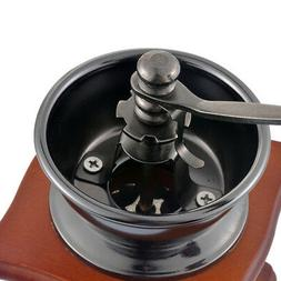 US Stock Manual Coffee Bean Spice Nuts Grinder Hand Mill Gri