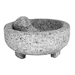 Vasconia 4-Cup Granite Molcajete Mortar and Pestle Sale